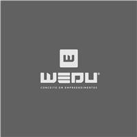 WEDU - conceito em empreendimentos, Logo e Cartao de Visita, Imóveis