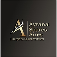 Ayrana Soares Aires, Logo e Cartao de Visita, Saúde & Nutrição
