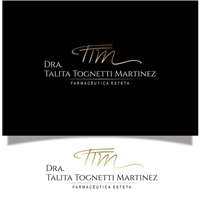 Dra Talita Tognetti Martinez, Logo, Beleza