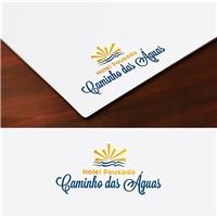 Hotel Pousada Caminho das aguas , Logo e Cartao de Visita, Viagens & Lazer