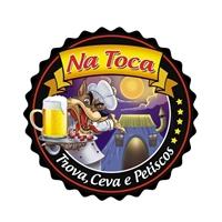 Na Toca, Logo e Cartao de Visita, Alimentos & Bebidas