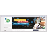 Nova Brasileira, Layout para Website, Tecnologia & Ciencias