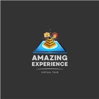 Amazing Experience , Logo, Viagens & Lazer