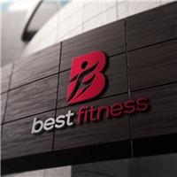 Best Fitness, Logo, Saúde & Nutrição