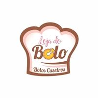 Loja do Bolo, Logo e Cartao de Visita, Alimentos & Bebidas