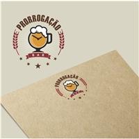 Prorrogação bar, Logo e Cartao de Visita, Alimentos & Bebidas