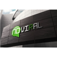 NOVIRAL, Logo e Cartao de Visita, Artes, Música & Entretenimento