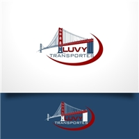 Luvy Transporte, Logo, Logística, Entrega & Armazenamento