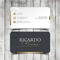 Ricardo Pianho - Coach Integral Sistêmico, Papelaria (6 itens), Outros