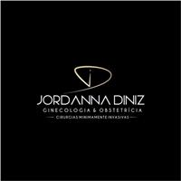 Jordanna Diniz, Logo e Cartao de Visita, Saúde & Nutrição