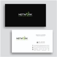 Network Professional, Papelaria (6 itens), Marketing & Comunicação