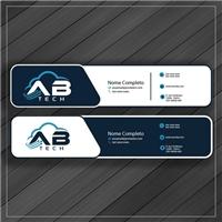 AB TECH, Sugestão de Nome de Empresa, Computador & Internet