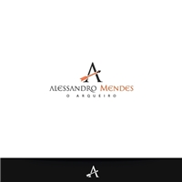 Alessandro Mendes, Logo e Cartao de Visita, Marketing & Comunicação