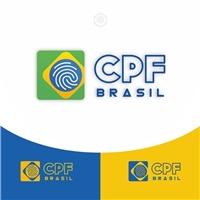 CPF Brasil, Logo e Cartao de Visita, Contabilidade & Finanças