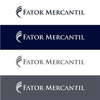 Fator Mercantil, Logo e Cartao de Visita, Contabilidade & Finanças