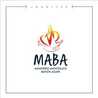 MABA - Ministério Apostólico Batista Ágape, Logo e Cartao de Visita, Religião & Espiritualidade
