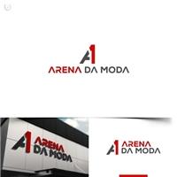 Arena da Moda, Logo e Cartao de Visita, Roupas, Jóias & acessórios