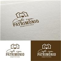 Café com Patrimônio, Logo, Arquitetura