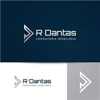 R Dantas Consultoria Imobiliária, Tag, Adesivo e Etiqueta, Imóveis