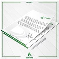 BORBA CONSTRUTORA E IMOBILIARIA, Sacolas Personalizadas, Construção & Engenharia