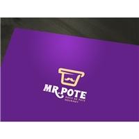 Mr. pote / doce de pote gourmet, Tag, Adesivo e Etiqueta, Alimentos & Bebidas