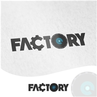 Factory, Tag, Adesivo e Etiqueta, Artes, Música & Entretenimento
