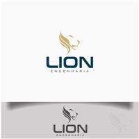 Lion Engenharia e Planejamento, Tag, Adesivo e Etiqueta, Construção & Engenharia