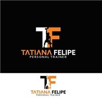 Tatiana Felipe - Personal Trainer, Tag, Adesivo e Etiqueta, Saúde & Nutrição