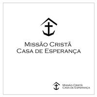 Missão Cristã Casa de Esperança, Tag, Adesivo e Etiqueta, Associações, ONGs ou Comunidades