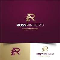 Rosy Pinheiro Personal Trainer, Tag, Adesivo e Etiqueta, Saúde & Nutrição