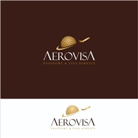 AEROVISA - PASSPORT & VISA SERVICE, Tag, Adesivo e Etiqueta, Viagens & Lazer