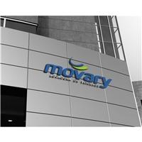 MOVARY LOCADORA DE VEICULOS, Tag, Adesivo e Etiqueta, Automotivo
