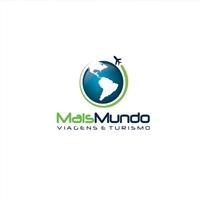 MAIS MUNDO Viagens e Turismo, Tag, Adesivo e Etiqueta, Viagens & Lazer