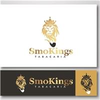 SmoKings Tabacaria , Logo e Cartao de Visita, Outros