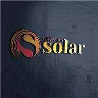 Estofados Solar, Logo e Papelaria (6 itens), Decoração & Mobília