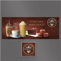 Dolcce Caffè e Gelato, Redesign de site, Alimentos & Bebidas