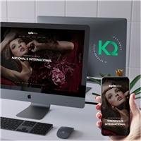 My Agency, Cartão de visita, Fotografia