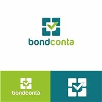 bondconta, Logo e Cartao de Visita, Contabilidade & Finanças