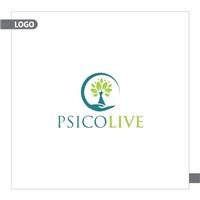 PSICOLIVE, Tag, Adesivo e Etiqueta, Saúde & Nutrição