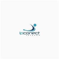IPconect TELECOM / provedor de acesso à internet, Tag, Adesivo e Etiqueta, Computador & Internet