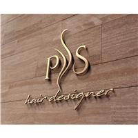 PS Hair Designer, Tag, Adesivo e Etiqueta, Beleza
