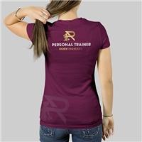 Rosy Pinheiro Personal Trainer, Logo 3D + Manual Básico, Saúde & Nutrição