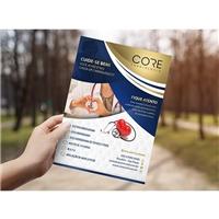 CORE CARDIOLOGIA, Papelaria + Manual Básico, Saúde & Nutrição