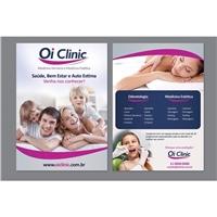 Oi Clinic, Papelaria + Manual Básico, Saúde & Nutrição