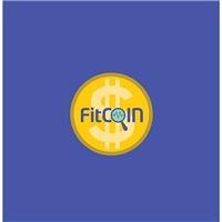 FITCOIN, Tag, Adesivo e Etiqueta, Saúde & Nutrição