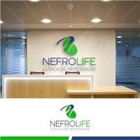 NEFROLIFE, Tag, Adesivo e Etiqueta, Saúde & Nutrição