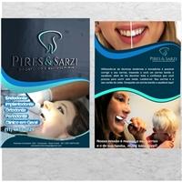 Pires & Sarzi Odontologia , Papelaria + Manual Básico, Saúde & Nutrição