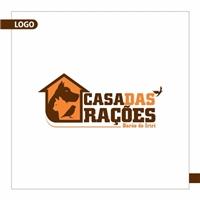 Casa Das Rações - Barão de Iriri, Tag, Adesivo e Etiqueta, Animais