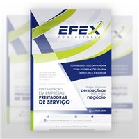Efex Consultoria, Papelaria + Manual Básico, Consultoria de Negócios