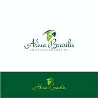 ALMA BRASILIS, Tag, Adesivo e Etiqueta, Alimentos & Bebidas